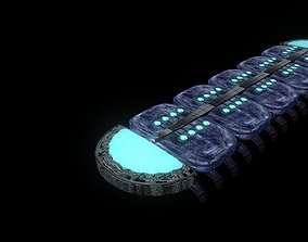 Centipede Robot Centripedes 3D model