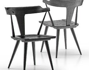 Westan Dining Chair 3D asset