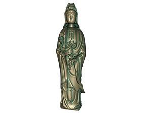 3D print model 3D asset low-poly Goddess 1