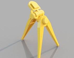 stative tripod 3D printable model