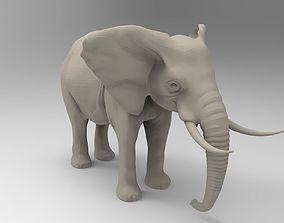 Elephant 3D Printable