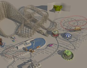 fun 3D Amusement Park