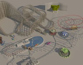 3D Amusement Park amusement