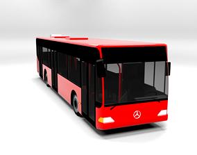 3D asset MERCEDES CITARO 530 EVOBUS LOWPOLY