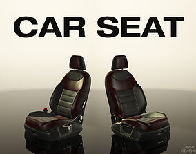 3D Front Seat