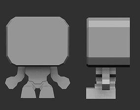 Iron Man 2 point O 3D print model