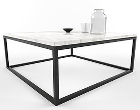 Cube coffe table 3D model