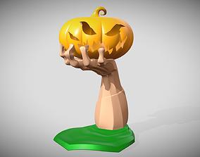 3D print model Hallowin lamp 2
