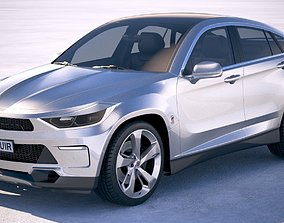 Generic SUV Coupe 2018 3D model