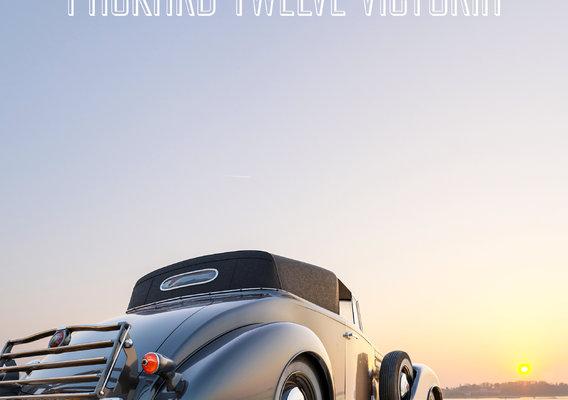 Packard twelve victoria