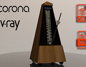 Metronome download 3D model