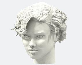 Female Model Head Sculpt Adriana Lima