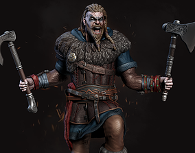 Eivor - Assassins Creed Valhalla 3D printable model