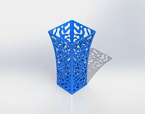 Flower Vase house 3D printable model