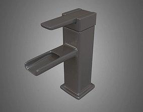 3D asset Bathroom Faucet