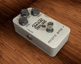 Dunlop MXR Micro amp plus 3D