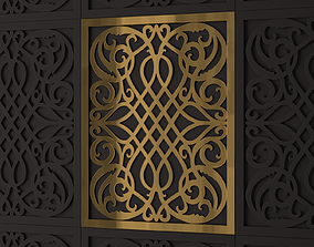 3D model Panel Deco