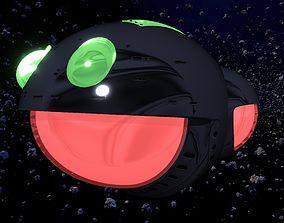 HEAVY METAL - MOVIE SPACESHIP 3D model