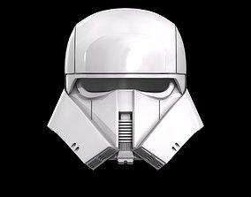 Star Ware Solo Range Trooper Helmet 3D print model