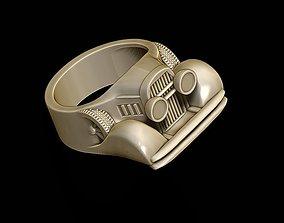 car ring 26 3D print model