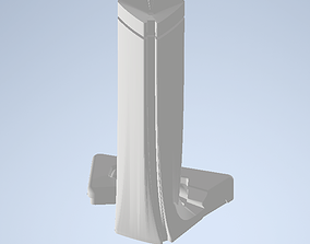 Generali tower - Hadid Tower 3D printable model
