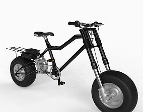 Electic Bike 3D