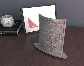 The Scream Lithophane 3D printable model