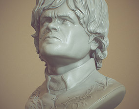 Game Of Thrones Tyrion Lannister Bust for 3D Printing