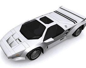 3D model Vector W8 Twin Turbo