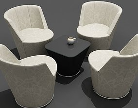 Ameo Chair Walter Knoll 3D model