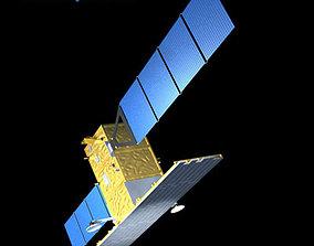 Cosmo-skymed satellite 3D model