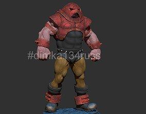 Juggernaut 3D print model