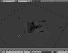 3D asset Writing material