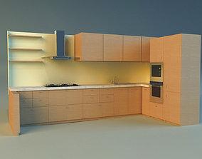 Kitchen 3D regions