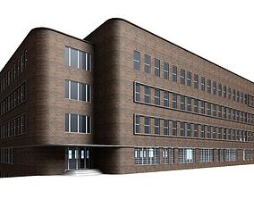 3D dae Brick House