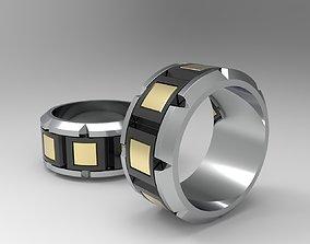 3D printable model Single Snap Ring