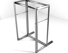 3D model Exercise Storage Power Cage