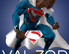 Val-Zod 3D Printable Statue