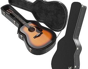 Guitar Case 3D