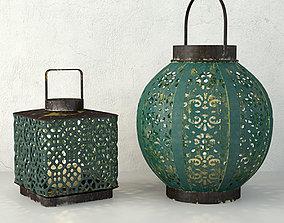 Lanterns by ZARA HOME 3D