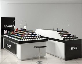 3D store fixtures 30 am161