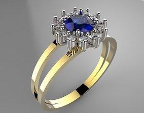 3D printable model Graduation - Egagemant Ring