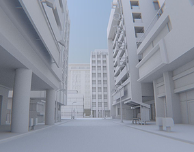 Free Cityscape 3D Models | CGTrader