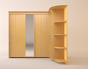 3D model orner cupboard - coupe RONIKON