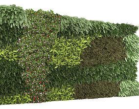 3D model Vertical Garden