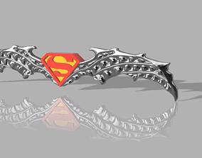 Batman Who Laughs Krypton Batarang 3D printable model