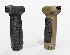 3D model Daniel Defense Picatinny Vertical Foregrip