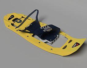 MSR Snowshoes 3D