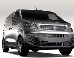 3D Peugeot Expert L2 2020
