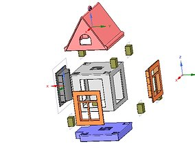 development game type and build your house 3d